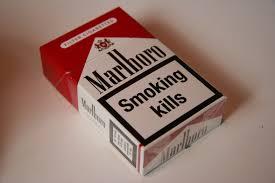 roken is een van de oorzaken van longkanker